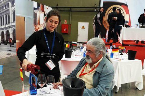 LUIS PAADÍN EN EL CONCOURS MONDIAL DE BRUXELLES 2017