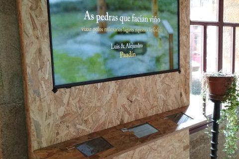 EL LIBRO DE LOS LAGARES RUPESTRES DE GALICIA EN EL MUSEO DEL VINO DE VERÍN