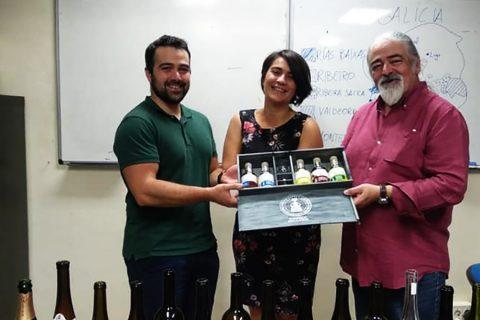 GALICIA CONQUISTA A LOS SUMILLERES DE CÁDIZ