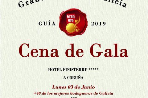 CENA DE LOS GRANDES OROS DE GALICIA