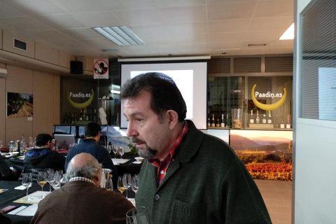 PACO DEL CASTILLO: CURSO DE MONTILLA-MORILES Y DE VINOS DULCES DEL MUNDO