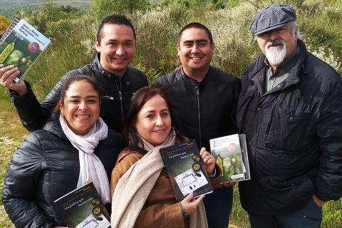 LA GUÍA DE VINOS DE GALICIA Y LOS LAGARES RUPESTRES VIAJAN HASTA PERÚ
