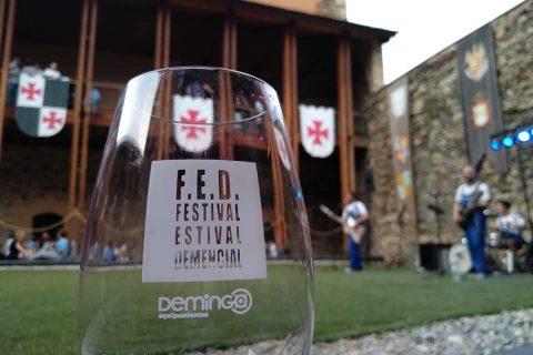 FED 2019: EL FESTIVAL ESTIVAL DEMENCIAL EN EL CASTILLO TEMPLARIO DE PONFERRADA