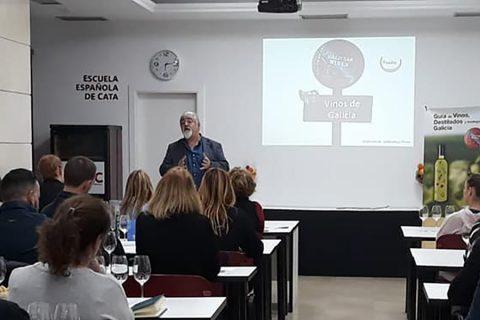 GALICIAN WINES MADRID: 2 MÁSTER CLASS CON MÁS DE 60 SUMILLERES