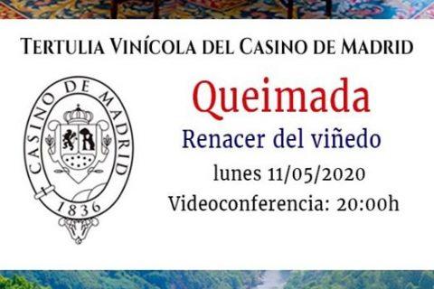 QUEIMADA ONLINE PARA EL CASINO DE MADRID