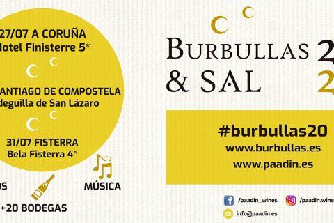 BURBULLAS & SAL 2020: EXALTACIÓN DE LOS VINOS ESPUMOSOS