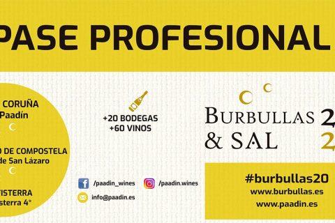 NUEVA UBICACIÓN Y FORMATO DEL BURBULLAS & SAL 2020 EN A CORUÑA