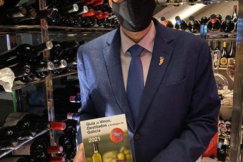 LA GUÍA DE VINOS DE GALICIA 2021 SE MUEVE POR ESPAÑA