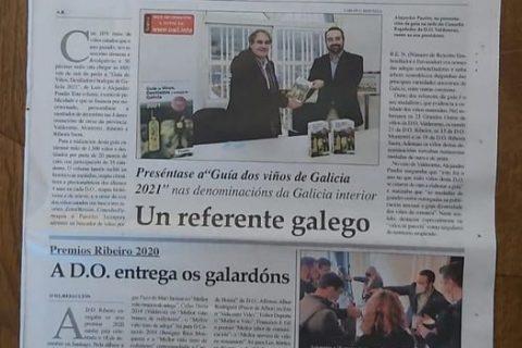 LOS PAADÍN, PORTADA DEL PERIÓDICO O SIL